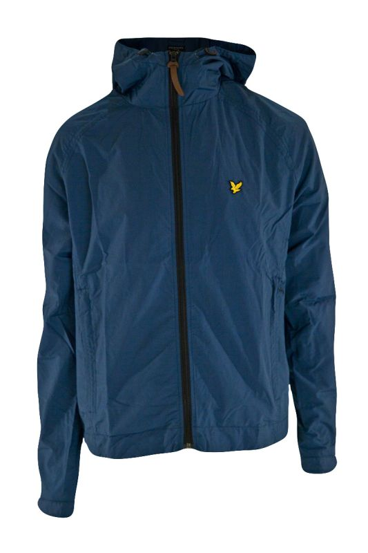 Blue Lyle and Scott Shell Jacket