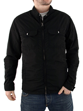 Lightweight Black Peter Werth Jacket
